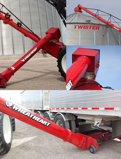 Wheatheart X160 Series Auger