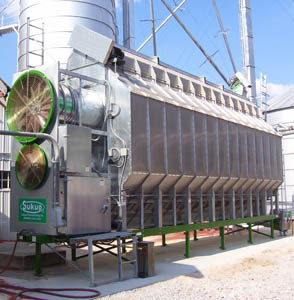 Farm Grain Dryer